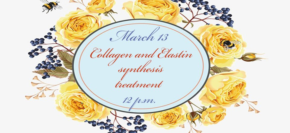 Collagen and Elastin synthesis treatment